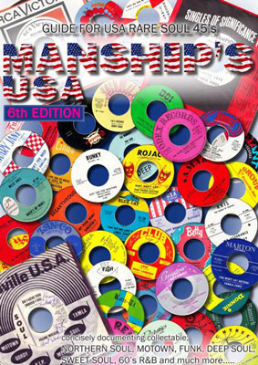 New version of Manship's Rare Soul 45s price guide now available