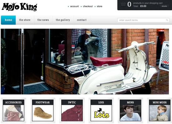 Mojo King Clothing