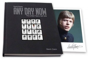 David Bowie Any Day Now: The London Years 1947 - 1974 limited edition book