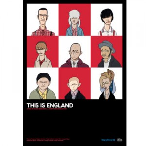 Limited edition This Is England print by Pete McKee