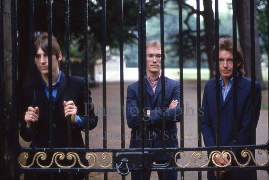 Absolute Luck – an exhibition of unseen photographs of The Jam by Derek D'Souza