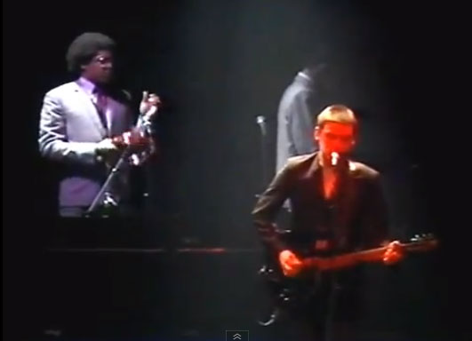 Video: The Jam live at Bingley Hall