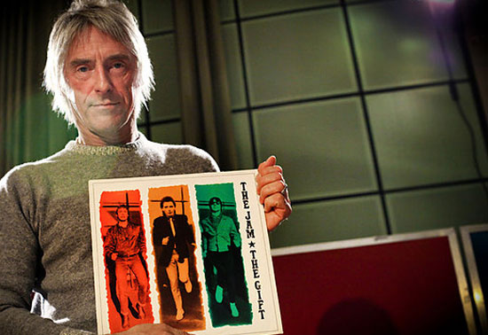 Paul Weller Mastertapes