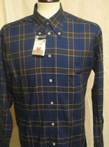 Siena button-down shirt range at DNA Groove