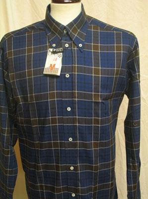Siena button-down shirt range at DNA Groove