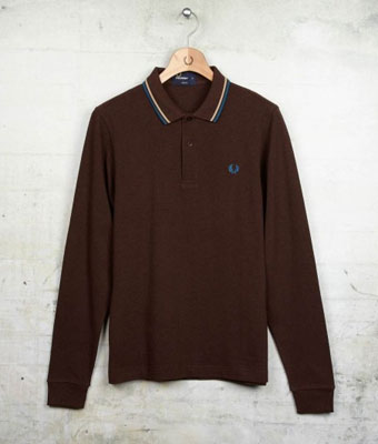 Fred Perry Winter Sale starts – plus 10 per cent extra discount code