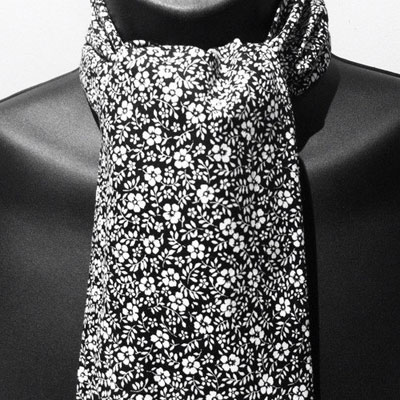 Junction 1960s-style scarves and pocket squares
