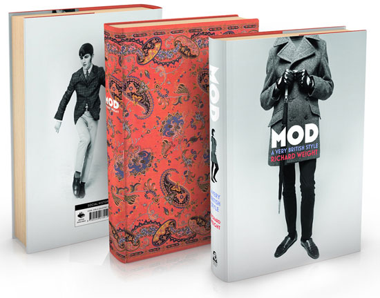 Artwork revealed for Mod: A Very British Style by Richard Weight