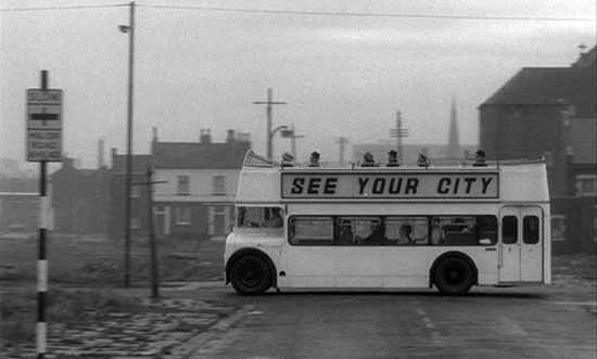 The White Bus (1967)