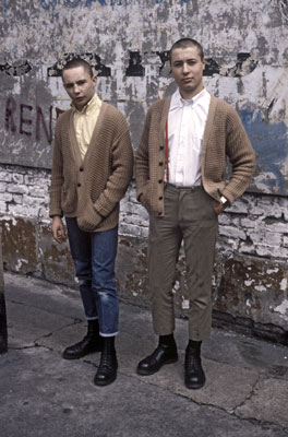 Skinheads. London 1979 - DEREK RIDGERS
