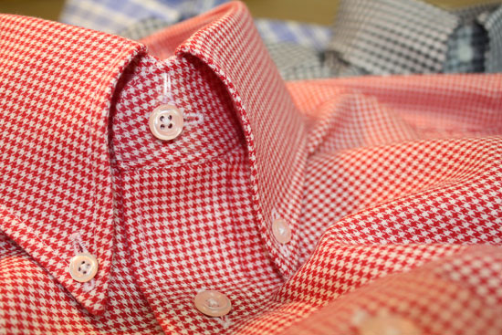 DC Bespoke shirtmakers – tailor-made mod-styled shirts in Manchester