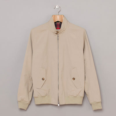 Baracuta Made in England G9 Harrington jacket