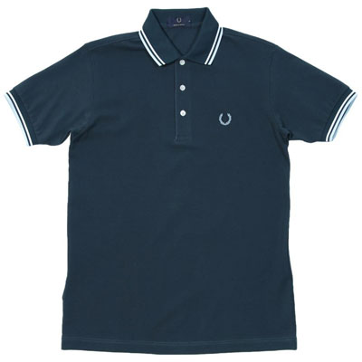 Fred Perry Japanese slim-fit polo shirt