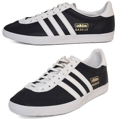 Adidas Gazelle OG trainers back in leather for 2013