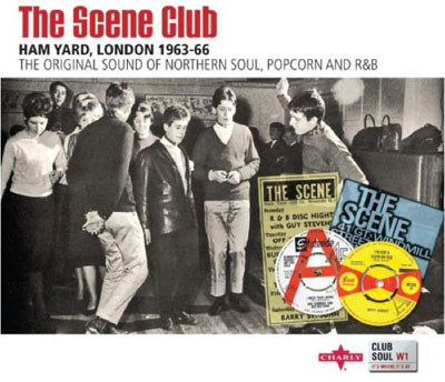 The Scene Club: Ham Yard, London