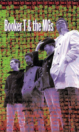 Booker T and the MGs - Time Is Tight box set (Universal)