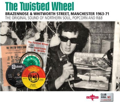 The Twisted Wheel: Brazennose & Whitworth Street. Manchester