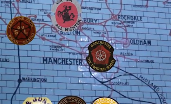 The Wheel Northern Soul documentary screening plus DJs at the Roxy in London