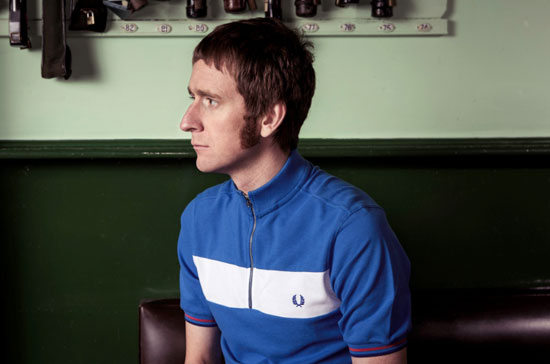 Bradley Wiggins X Fred Perry Spring/Summer 2013 collection