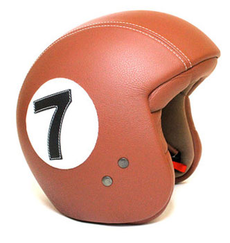 Andrea Cardone Italian scooter helmets at Fab