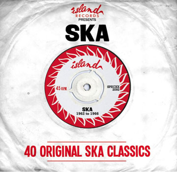 Various Artists - Island Presents: Ska - 40 Original Ska Classics (Spectrum)