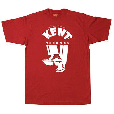Kent Records Shoes t-shirt