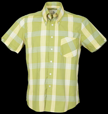 Short-sleeved shirt from Mikkel Rude