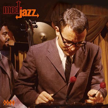 Mod Jazz now shipping on heavyweight vinyl by Ace