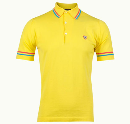 Coleman slim-fit polo shirts by John Smedley