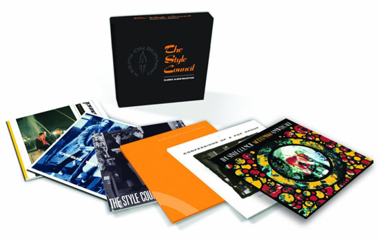 Style Council Classic Album Selection box set