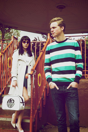 Art Gallery limited edition Summer knitwear collection