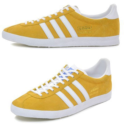 yellow gazelles