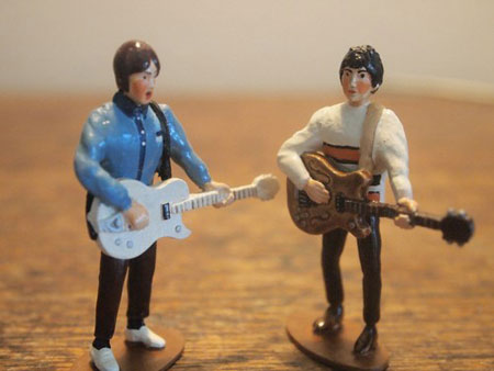 eBay watch: George Doswell-designed Small Faces miniature figures – as seen on Stanley Road album