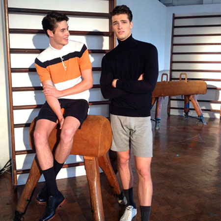 John Smedley cycling-style shirts previewed for 2014