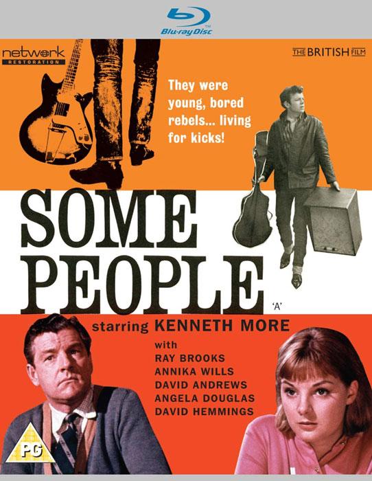Blu-ray sleeve of the movie