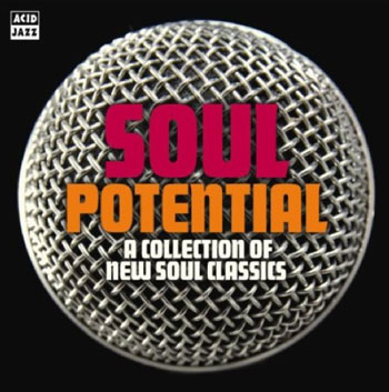 Various Artists - Soul Potential (Acid Jazz)