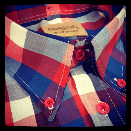TukTuk Bespoke shirts available to order online
