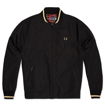 Fred Perry Laurel Wreath bomber jacket – two new colour options