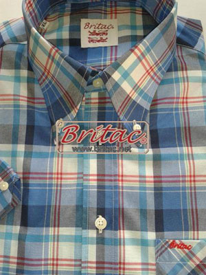 Britac Shirts – new Vintage Collection short-sleeved button-downs for summer