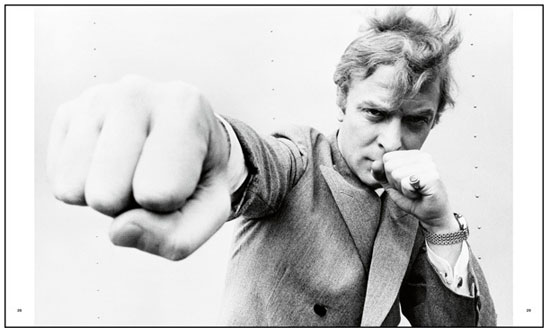 Michael Caine: 1960s book by Graham Marsh