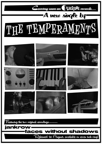 New band: The Temperaments