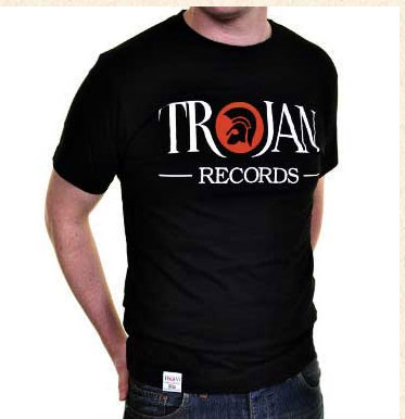 Official Trojan Records t-shirt