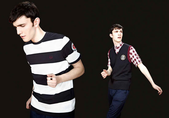 Fred Perry x Twisted Wheel collection