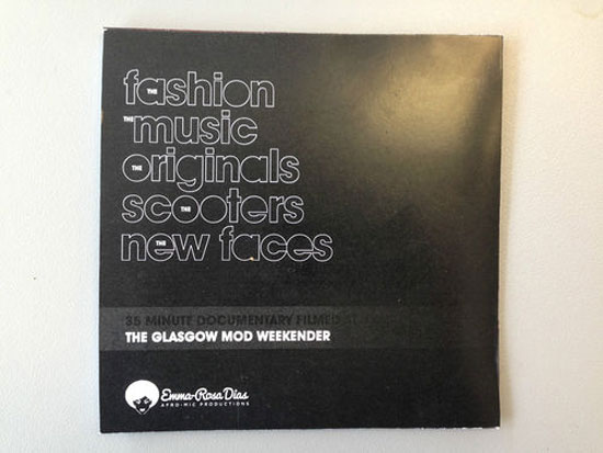 Faces In The Crowd mod documentary