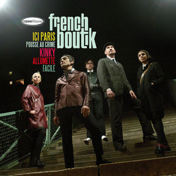 French Boutik – Ici Paris double 45 (CopaseDisques)
