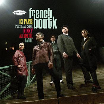 French Boutik - Ici Paris double 45 (CopaseDisques)