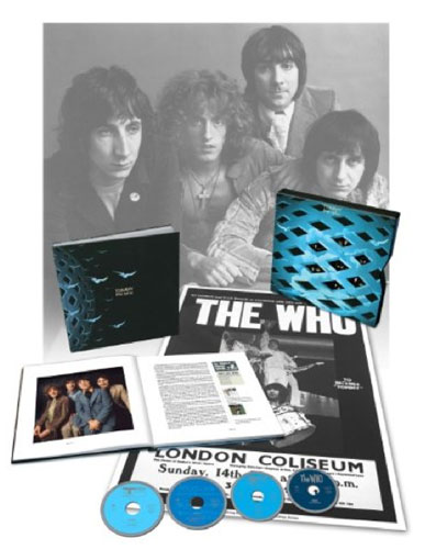 Tommy Super Deluxe Edition by The Who – full details