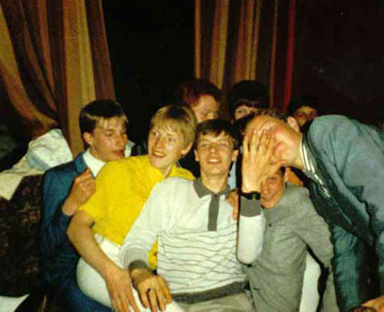 1980s Mod Rally Images