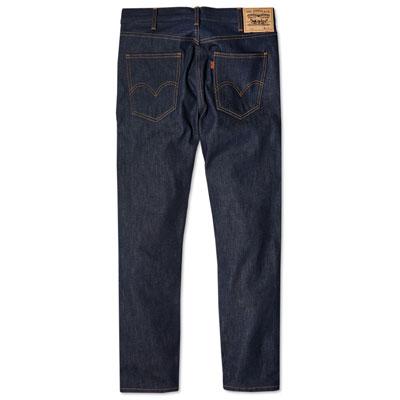 1960s Levi's Vintage Orange Tab 606 jeans reissued