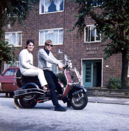 Photo gallery: 1960s Mod Photos by John Bailey